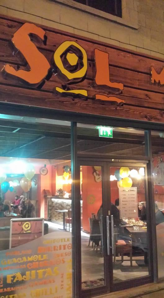SOL Mexican Grill Bradford