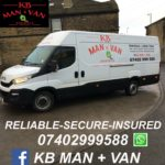 KB Man & Van Removals