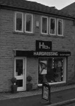 Salon Shop Front