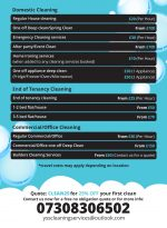 YSS cleaning services Ltd